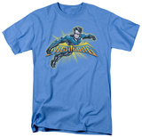 Batman - Nightwing Burst Shirt