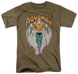 Aquaman - From The Depths T-shirts