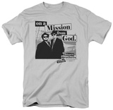 Blues Brothers - Mission T-shirts