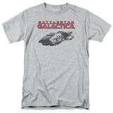 Battlestar Galactica - Ship Logo T-Shirt