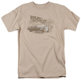 Back To The Future III - Carboys And Indians T-Shirt