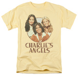 Charlie's Angels - Retro Girls T-shirts