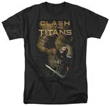 Clash Of The Titans - Medusa Head T-Shirt