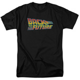 Back To The Future - Logo T-Shirt