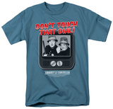 Abbott & Costello - That Dial T-Shirt