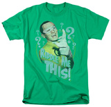 Batman Classic TV - Riddle Me This Shirt