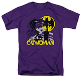 Catwoman - Rooftop Cat Shirt