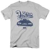 Back To The Future - Gigawatts Shirts