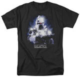 Battlestar Galactica - 35th Anniversary Cylon T-Shirts