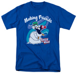 Chilly Willy - Making Friends Shirts