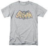 Batman Classic TV - Show Logo T-shirts