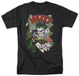 Batman - Jokers Wild T-shirts