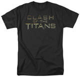 Clash Of The Titans - Logo T-Shirt