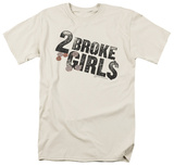 2 Broke Girls - Pocket Change Shirts