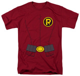 Batman - New Robin Costume Shirts
