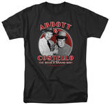 Abbott & Costello - Bad Boy T-Shirt