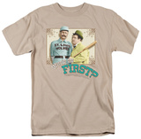 Abbott & Costello - Who's On First T-shirts