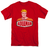 Aquaman - Aquaman Sign T-Shirt