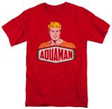 Aquaman - Aquaman Sign T-Shirt