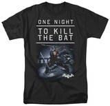 Batman Arkham Origins - One Night T-shirts