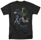 Batman Arkham Origins - Punch T-Shirt