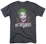 Batman Classic TV - No.Joker Shirt