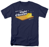 30 Rock - Night Cheese T-shirts
