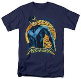 Batman - Nightwing Moon T-shirts