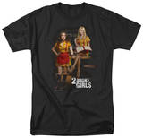 2 Broke Girls - Max & Caroline T-shirts