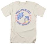 Batman - Two Heroes T-Shirt