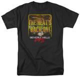 Beverly Hills Cop III - The Heats Back On T-Shirt