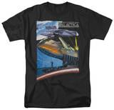Battlestar Galactica - Concept Art T-Shirts