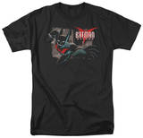 Batman Beyond - Out Of The Frame T-Shirts