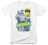Batman - Out Of The Pages Shirts