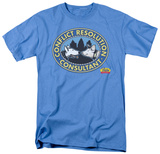Babe - Conflict Resolution T-Shirt