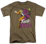 Batman - Two Face Shirts