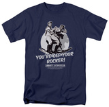 Abbott & Costello - Off Your Rocker T-Shirt