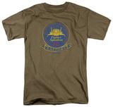 Battlestar Galactica - Raptor Badge T-Shirts