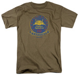 Battlestar Galactica - Raptor Badge Shirts