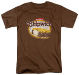 Chipwich - Distressed Chipwich T-shirts