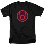 Green Lantern - Red Symbol T-Shirt