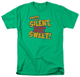 Farts Candy - Silent But Sweet T-shirts