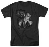 James Dean - Mischevious Large T-Shirt