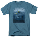 Jaws - Silhouette Shirts
