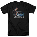 Fast & Furious - Car Ride T-shirts