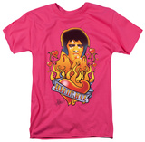 Elvis Presley - Burning Love Shirts