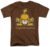 Garfield - Delightfully Unrefined T-shirts