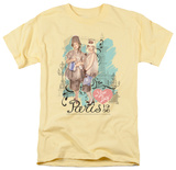 I Love Lucy - Paris Dress T-Shirt
