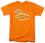 Cow & Chicken - Logo T-Shirt