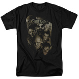 Grimm - Wesen Shirt